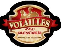 Logo de Volaille Aux Grains Dorés